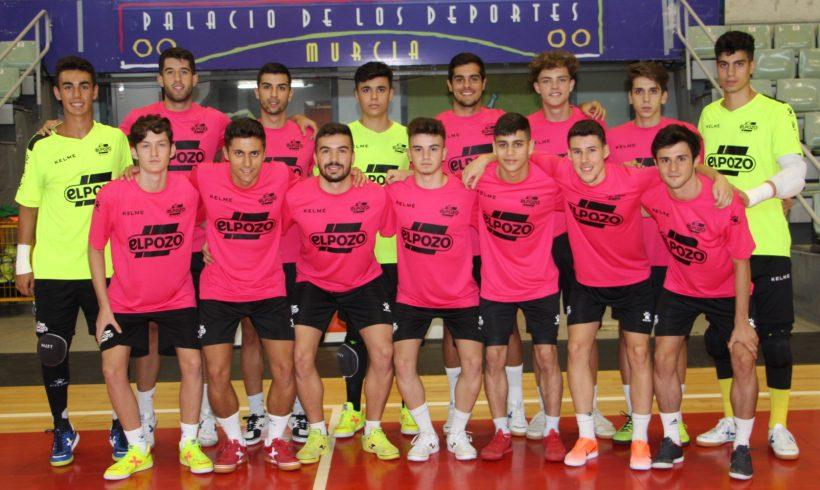 ElPozo Ciudad de Murcia inicia la pretemporada con la novedad del cierre Hugo Alonso