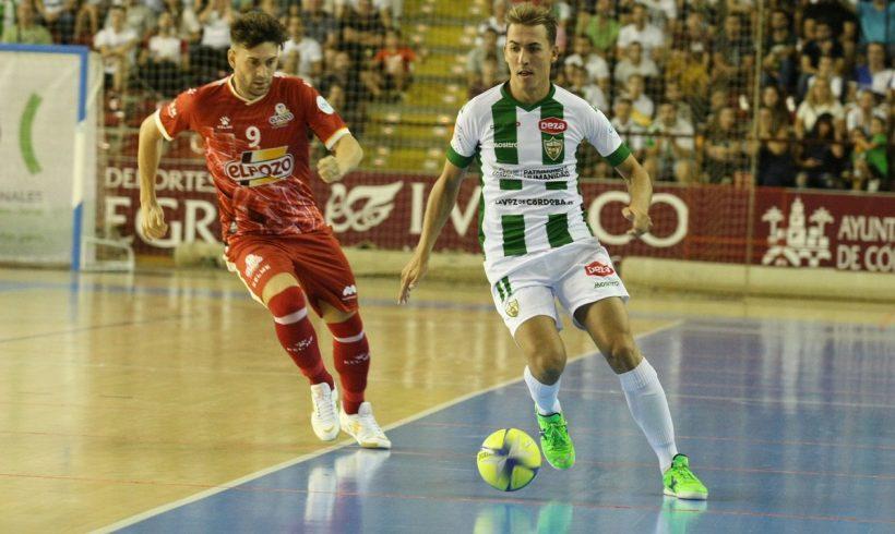 ElPozo Murcia se alza con la victoria en Córdoba (3-5) en la jornada adelantada por la Champions y ya piensa en Palma