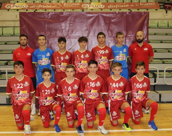 MINICOPA INFANTIL MÁLAGA  Levante vs ElPozo FS Infantil, duelo de Cuartos de la Minicopa Infantil