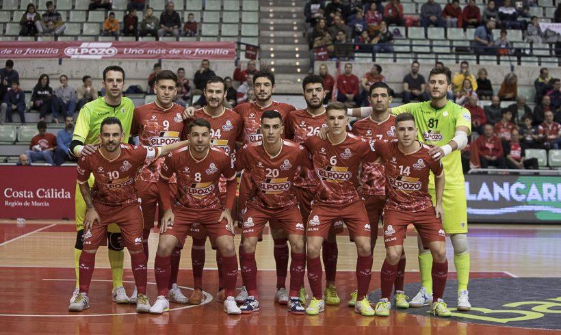 Galería Jª 13 LNFS| Triunfo de ElPozo Murcia 3-2 ante Peñíscola