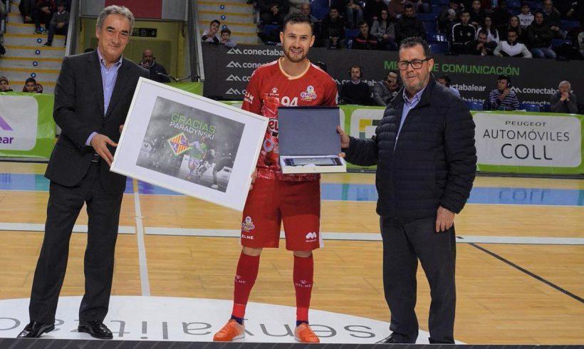 ElPozo acusa los goles prematuros y la expulsión de Álex ante Palma Futsal (2-0)