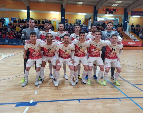 ElPozo Murcia Costa Cálida se alza con el triunfo ante Burela a domicilio (1-5)