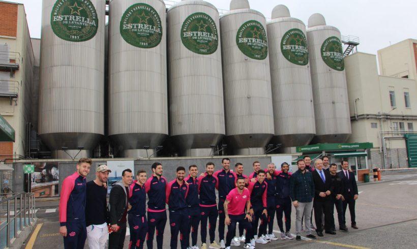 ElPozo Murcia Costa Cálida y Estrella de Levante renuevan su compromiso