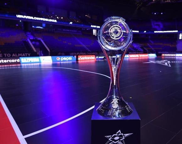 ElPozo Murcia Costa Cálida conocerá este miércoles su rival de Semifinales en la UEFA Champions League