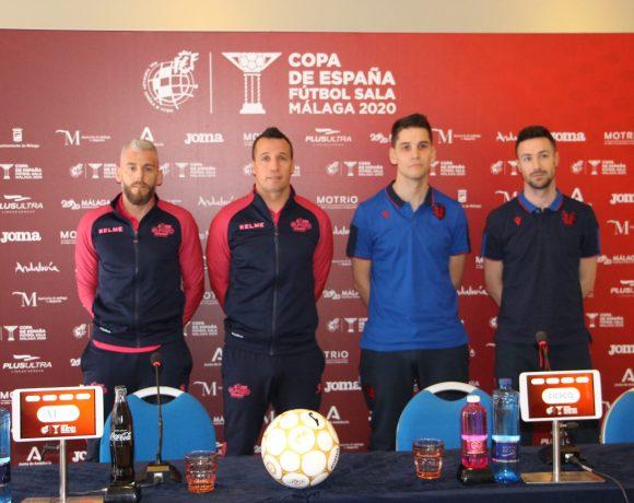PREVIA CUARTOS COPA DE ESPAÑA MÁLAGA  ElPozo Murcia Costa Cálida vs Levante UD FS