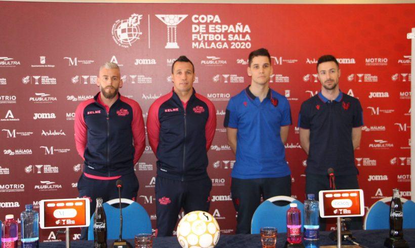 PREVIA CUARTOS COPA DE ESPAÑA MÁLAGA| ElPozo Murcia Costa Cálida vs Levante UD FS