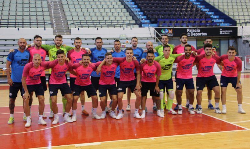 ElPozo Murcia Costa Cálida pone rumbo a Málaga para la disputa de los Play Off express