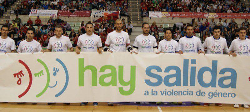 ElPozo Murcia y Montesinos Jumilla con la campaña 'Hay Salida a la Violencia de Género'