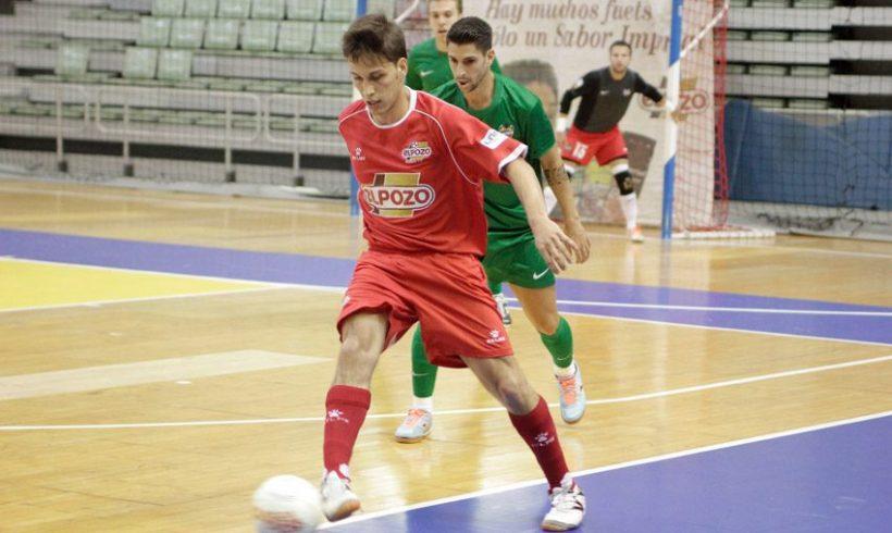 ElPozo Murcia se impone 5-0 a Levante UD DM
