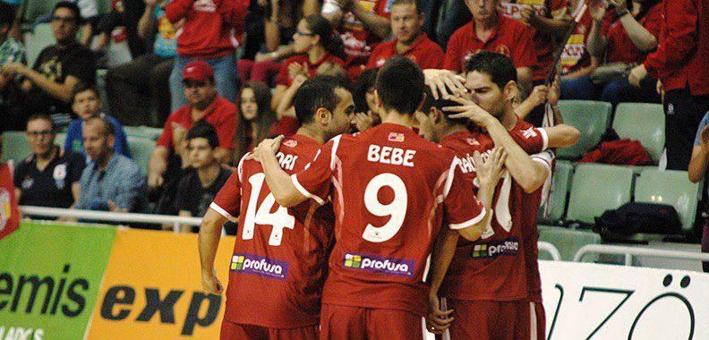 ElPozo Murcia no da opciones a Burela  y ya está en Semifinales