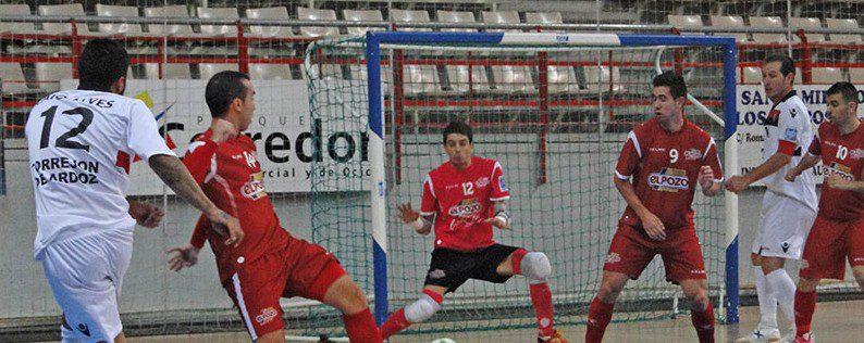 Hércules San Vicente – ElPozo Murcia, miércoles 11 de diciembre a las 21 horas