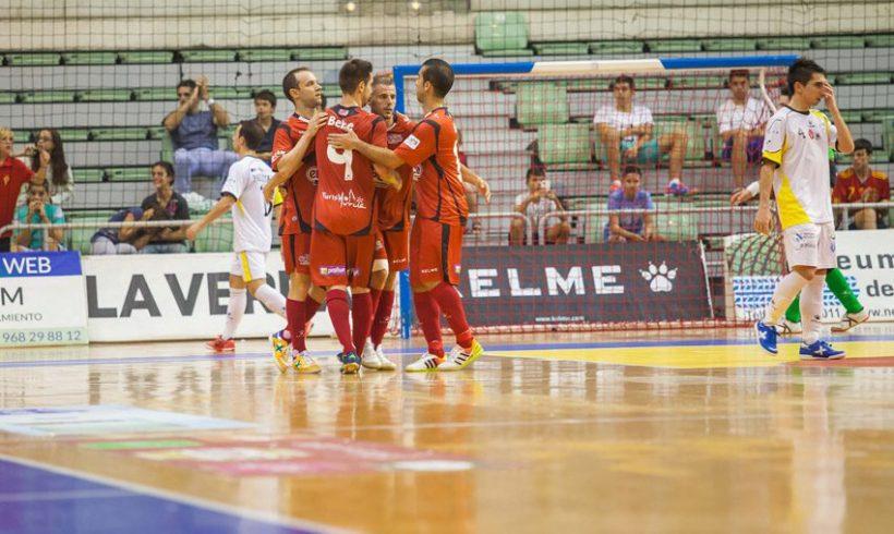Victoria y tres puntos más para ElPozo Murcia