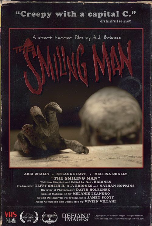 The Smiling Man (A.J. Briones)
