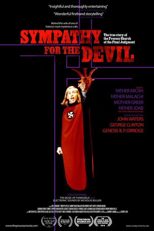 Sympathy for the Devil - The Story of the Process Church of the Final