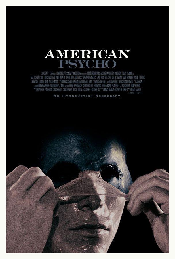 American Psycho (Silver Ferox Design)