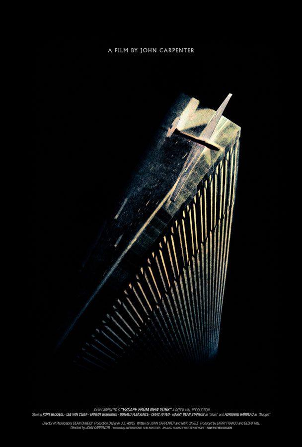 Escape from New York (Silver Ferox Design)