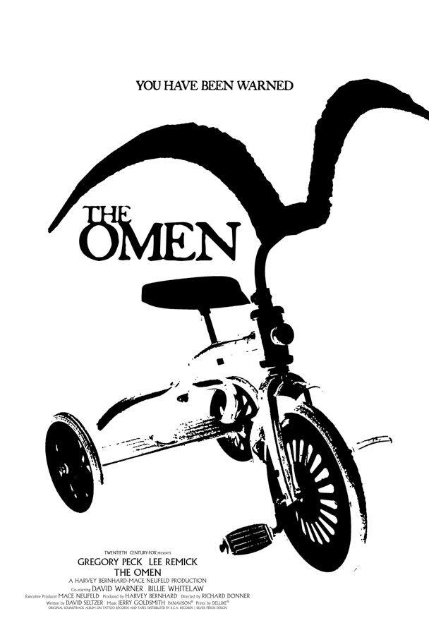 The Omen (Silver Ferox Design)