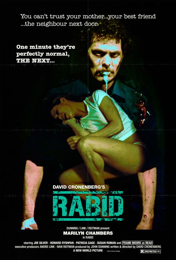 Rabid (Silver Ferox Design)