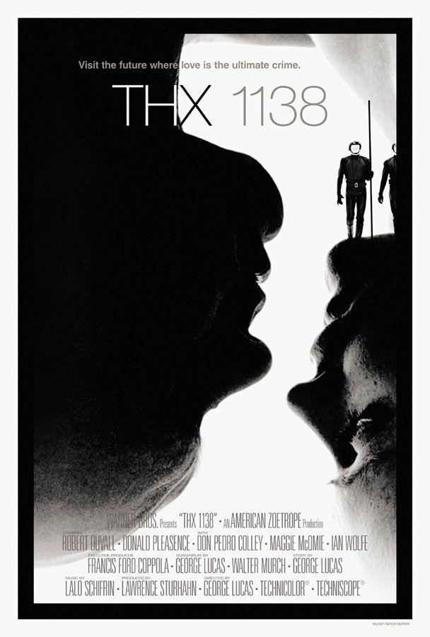 THX 1138T (Silver Ferox Design)