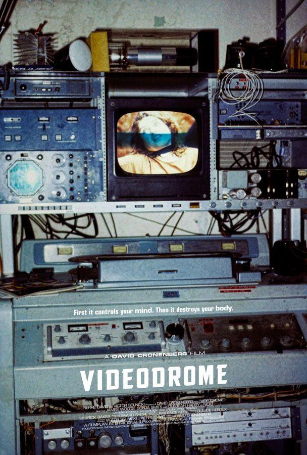 Videodrome (Silver Ferox Design)