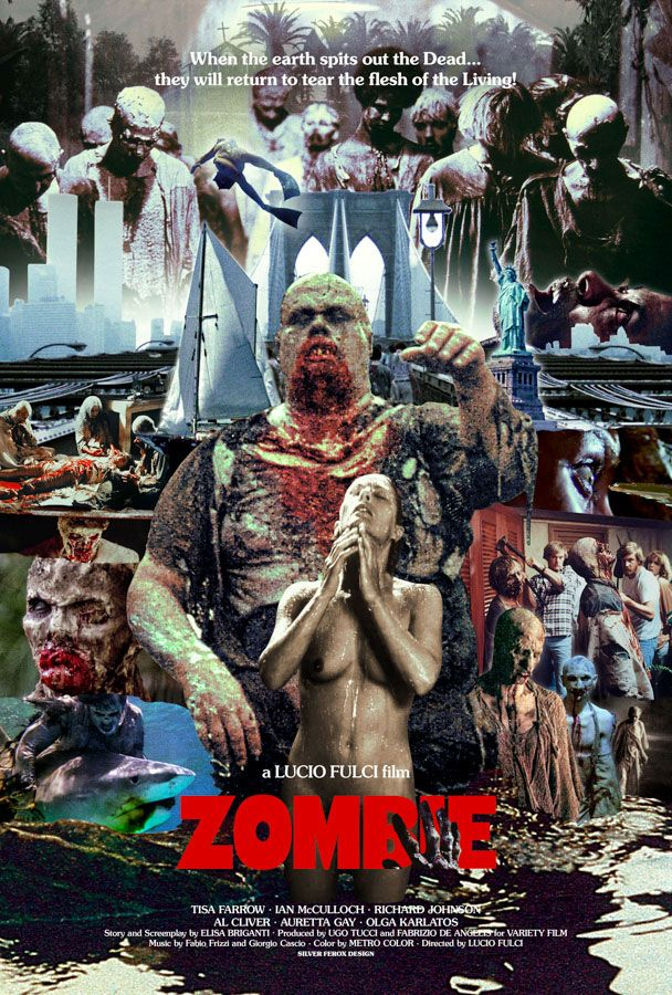 Zombie (Silver Ferox Design)