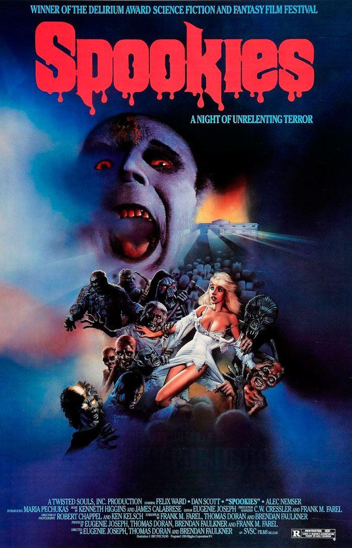 Spookies (Genie Joseph, Thomas Doran, Brendan Faulkner)