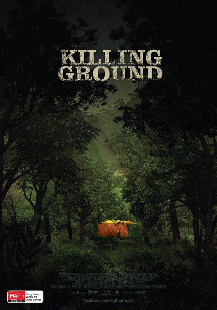 Killing Ground (Damien Power)