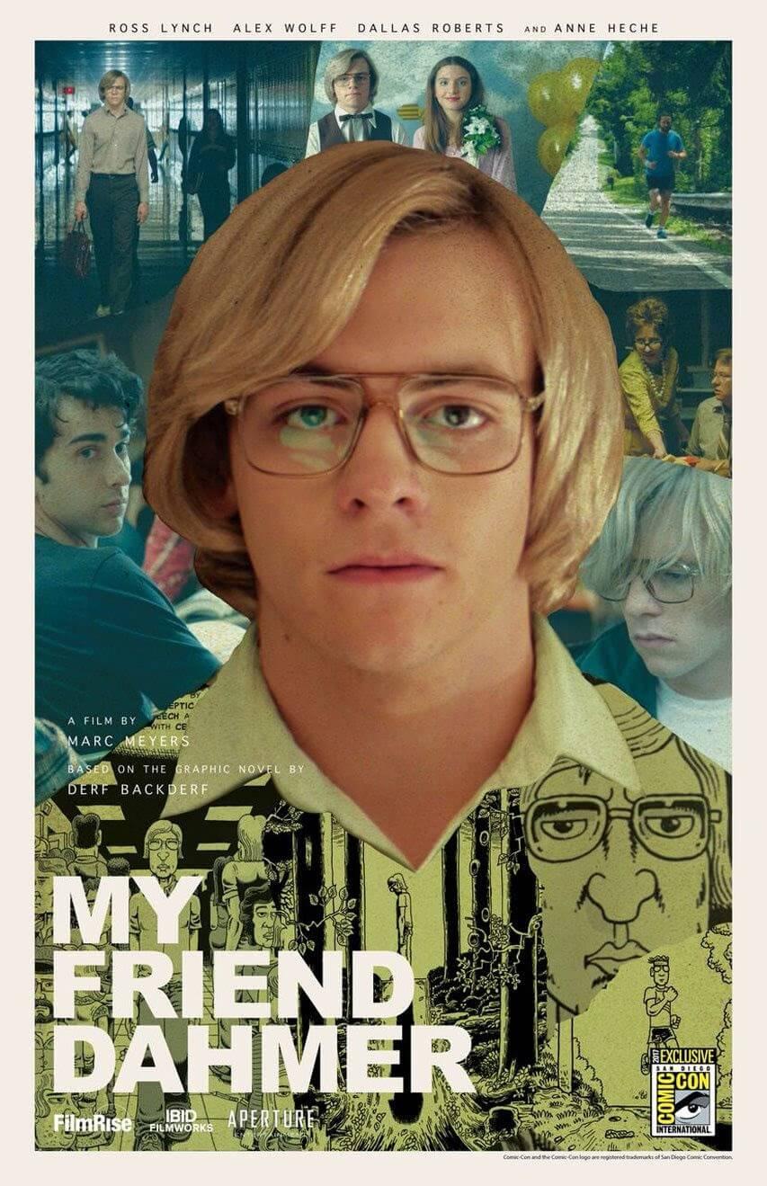 My Friend Dahmer (Marc Meyers)