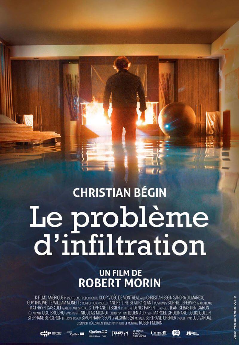 Le problème d'infiltration (Robert Morin)