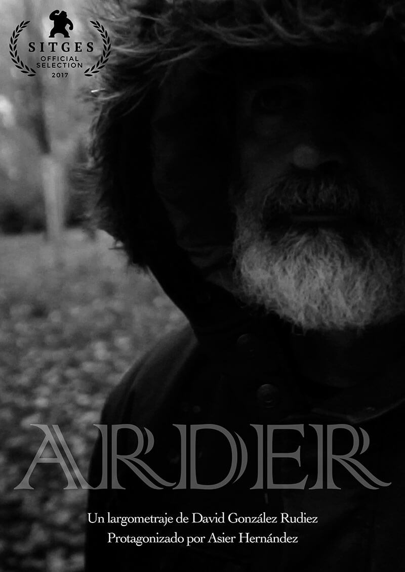 Arder (David González Rudiez)