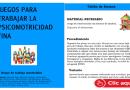 EXCELENTE  Libro de 30 Juegos para  Trabajar la   Psicomotricidad  Fina para Niños y Niñas [Descarga Aquí]