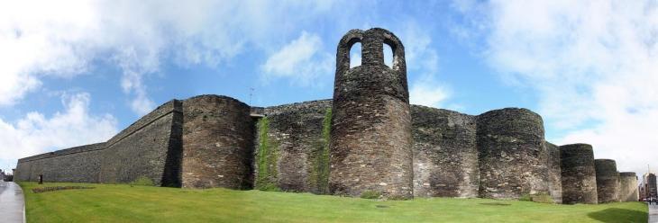 La Muralla de Lugo es una caja de sorpresas