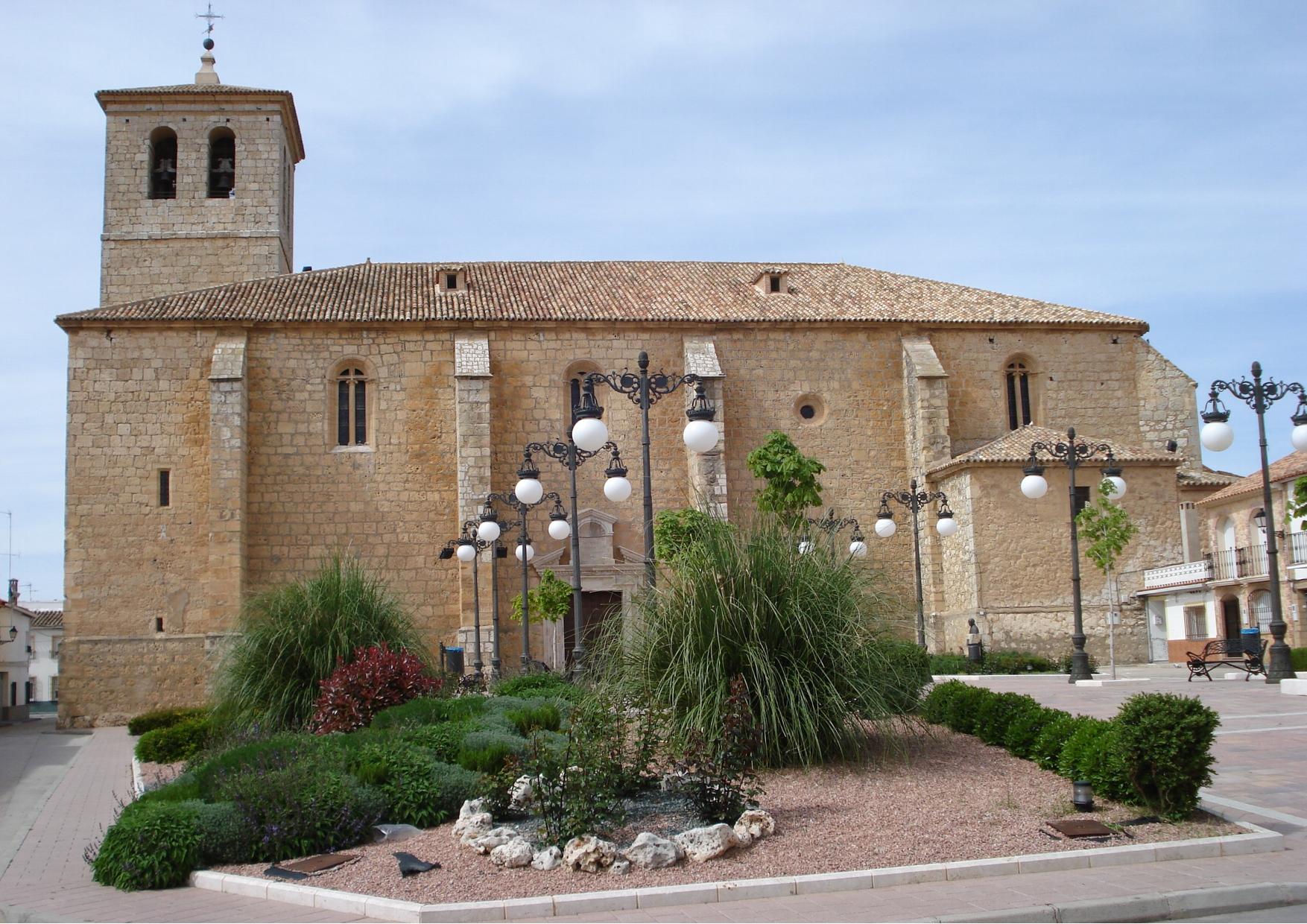 Iglesia Ntra Sra De La Asunci N Excmo Ayuntamiento De El  # Muebles Dadaglio