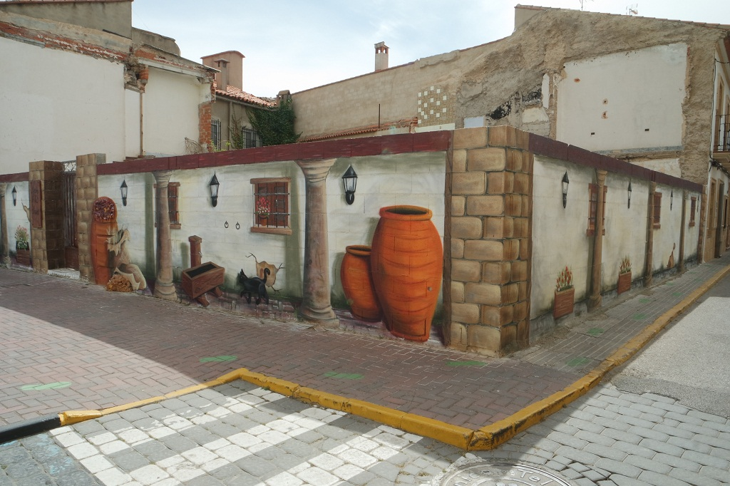 Mural Mesón de la Plaza