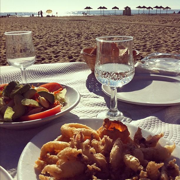 1 de enero en Marbella