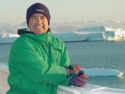 Antartida Vagamundos 2003 Carlos barco