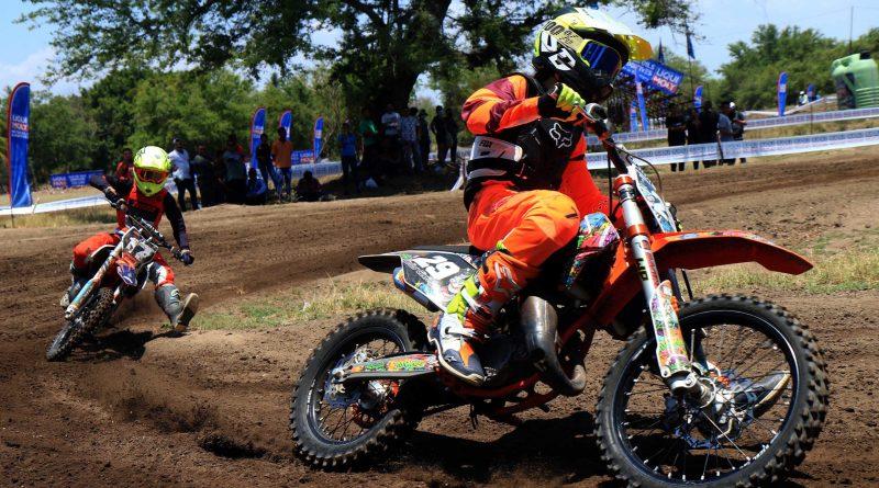 Los caballos de acero corrieron la primera fecha del Campeonato Nacional de Motocross