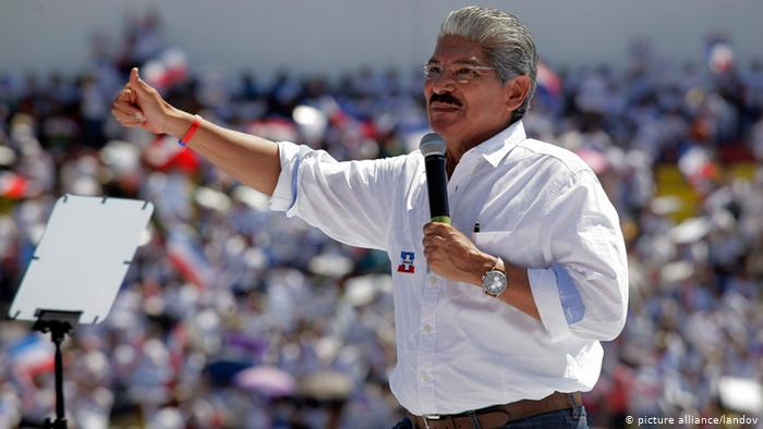 Jueza ordena detención de exdiputado Norman Quijano