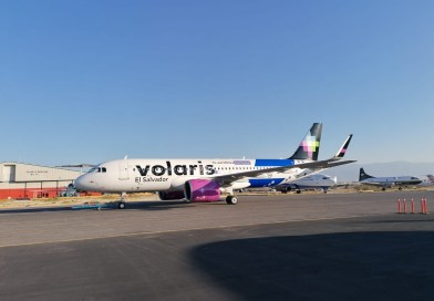 Inauguran Volaris El Salvador, primera aerolínea de ultra bajo costo de bandera nacional