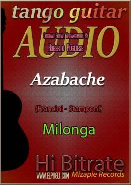 Azabache 🎵 mp3 milonga en guitarra