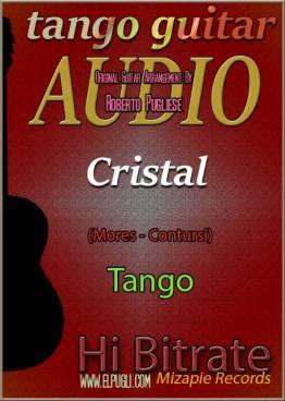 Cristal 🎵 mp3 tango en guitarra