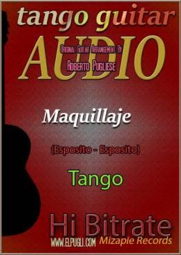 Maquillaje 🎵 mp3 tango en guitarra