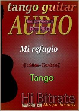 Mi refugio 🎵 mp3 tango en guitarra