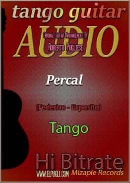 Percal 🎶 mp3 tango en guitarra