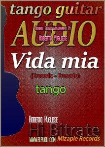 Vida mia 🎵 mp3 tango en guitarra