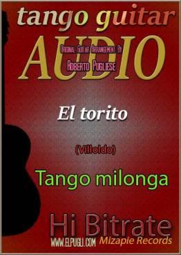 El torito 🎵 mp3 milonga en guitarra