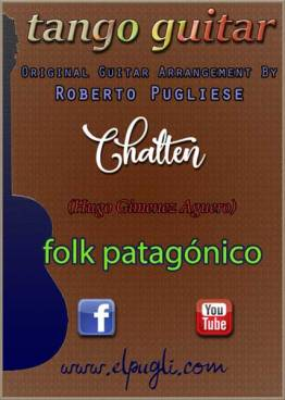 Chaltén 🎼 partitura para guitarra. Con video y mp3 gratis