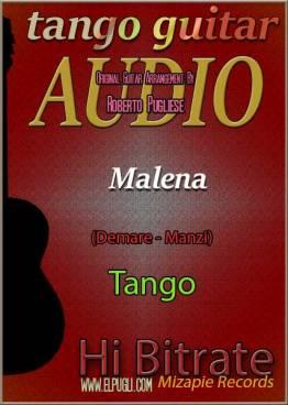 Malena mp3 tango en guitarra