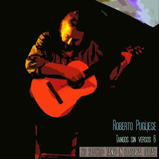 Tangos sin versos 6 💿 20 tracks de tangos instrumentales en guitarra