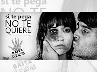 Resultado de imagen para fotos contra violencia de género